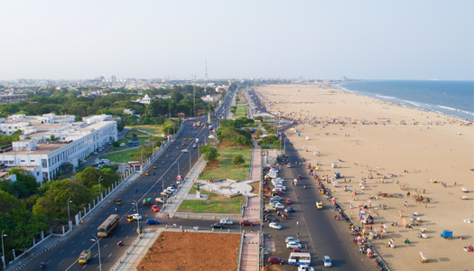Top 10 localities to buy an apartment in Chennai