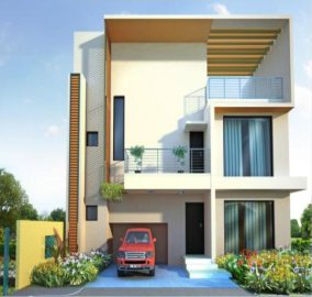 Mantri Solitude Villas