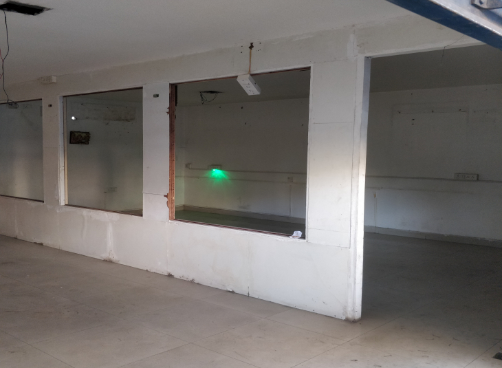 460 Sqft, Commercial Shops in Ashok Nagar