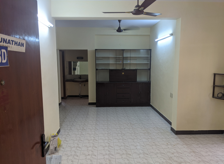 1025 Sqft, 2 BHK Apartments Flats in Maduravoyal For Rent