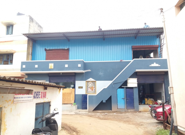 1800 Sqft, Commercial Building in Korattur