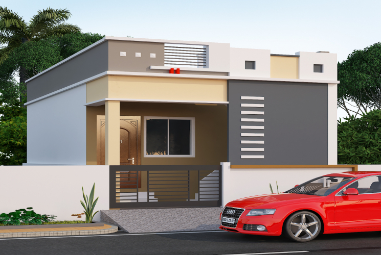 1 BHK House for sale in Guduvanchery