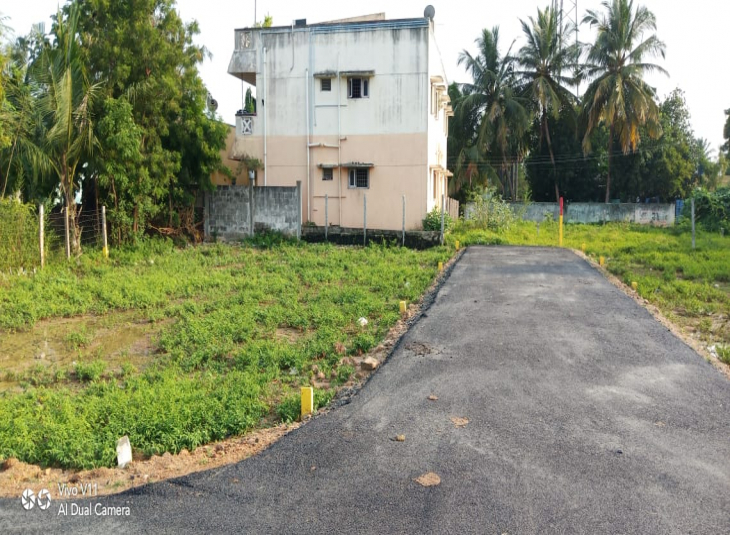 Land for sale in Kundrathur