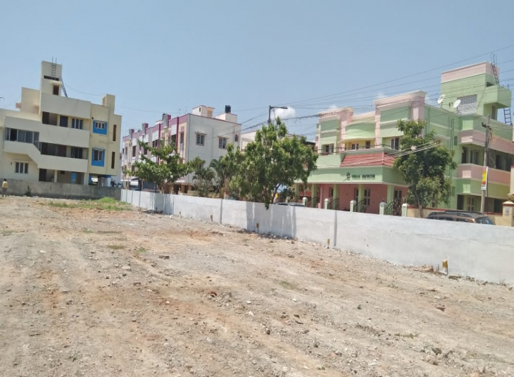 Land for sale in Thoraipakkam
