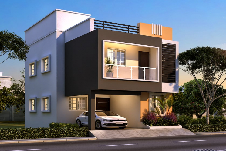3 BHK House for sale in Kovur
