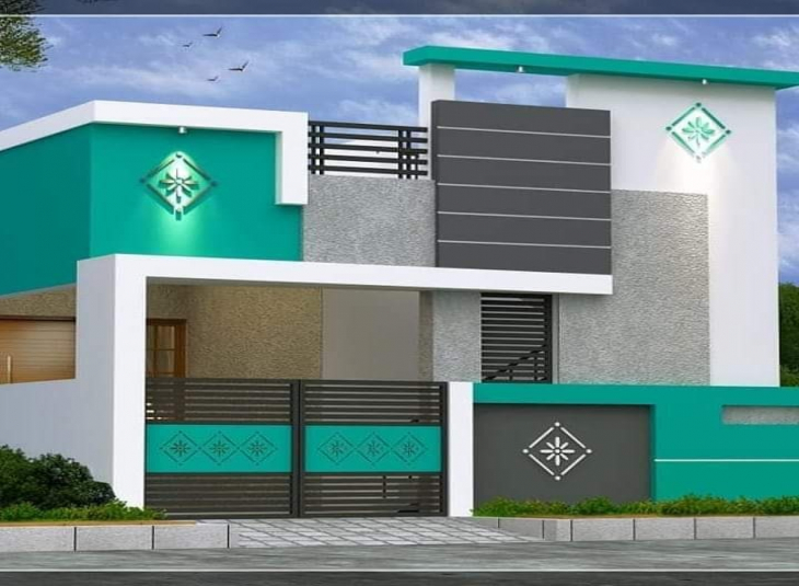 2 BHK House for sale in Gerugambakkam