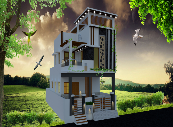 3 BHK House for sale in Selaiyur