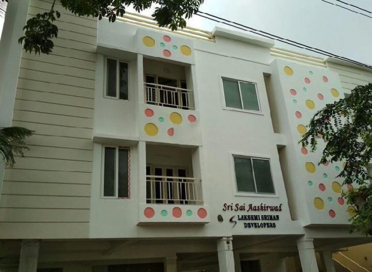 3 BHK flat for sale in Rajakilpakkam