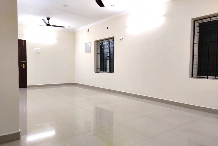 3 BHK flat for sale in Santhoshpuram