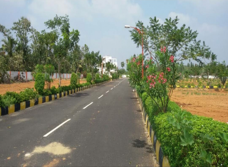 Land for sale in Thandalam