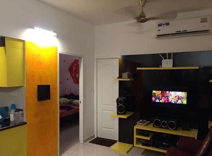 1 BHK flat for sale in Thoraipakkam