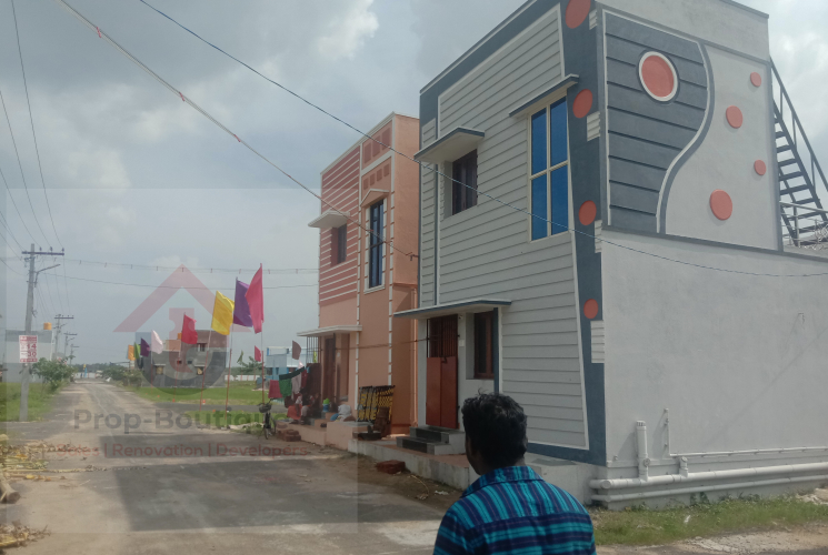 Land for sale in Thiruninravur