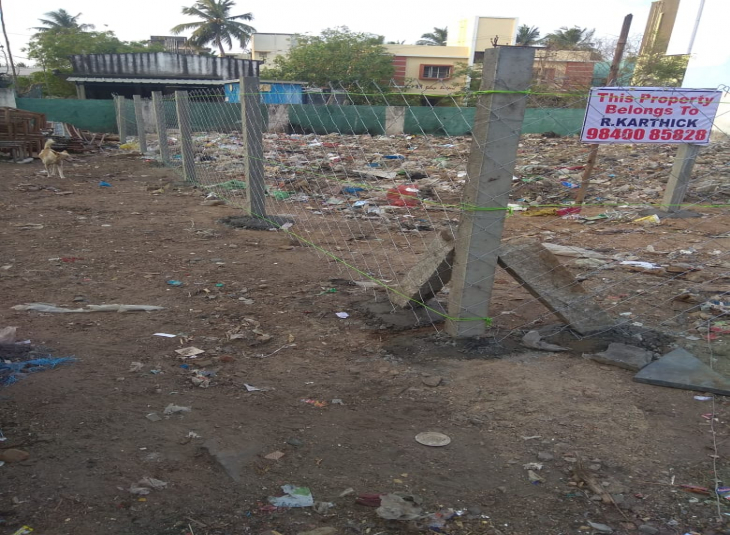 Land for sale in Chitlapakkam