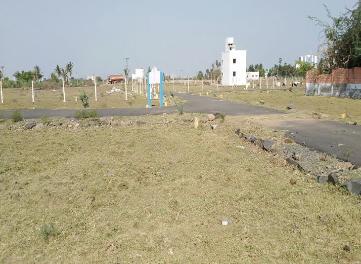 Land for sale in Vandalur