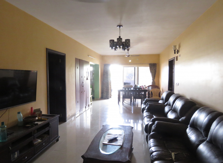 3 BHK flat for sale in Thaiyur