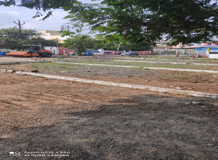 Land for sale in Ambattur