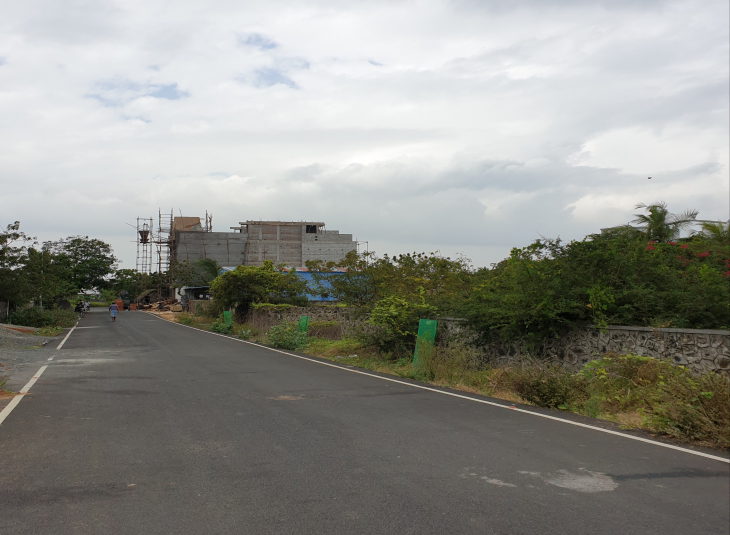 Land for sale in Uthandi