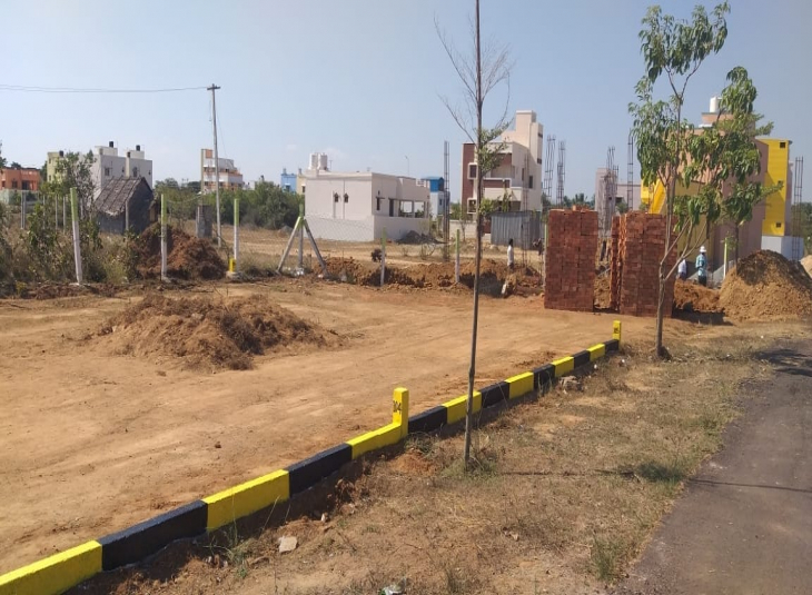 800 Sq.Ft, Land for sale in Guduvanchery