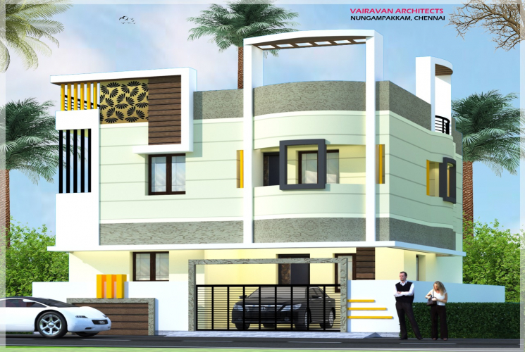 4 BHK House for sale in Tambaram